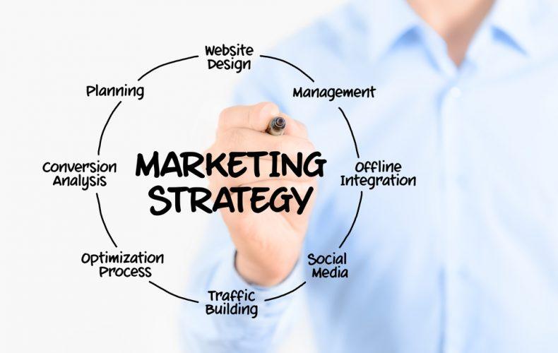 Ilustrasi Strategi Pemasaran