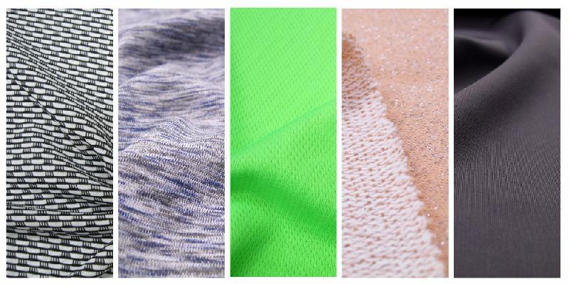 Contoh kain cotton combed dengan permuakaan yang hampir tidak berbulu